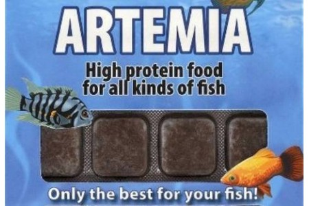 Artemia 100 g / 24 blisters