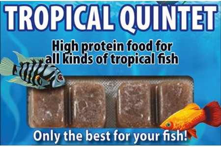 Tropical Quintet  100 g / 24 blisters