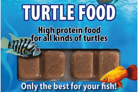 Frozen food Ruto Turtle food 100 g