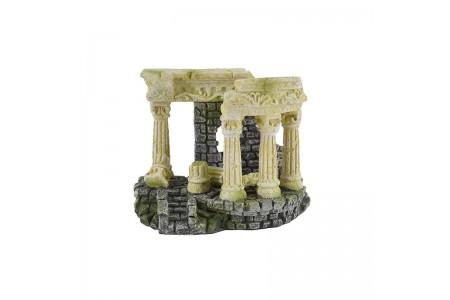Artificial decoration Roman Ruins