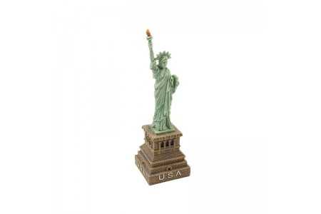 Artificial decoration Statue of liberty