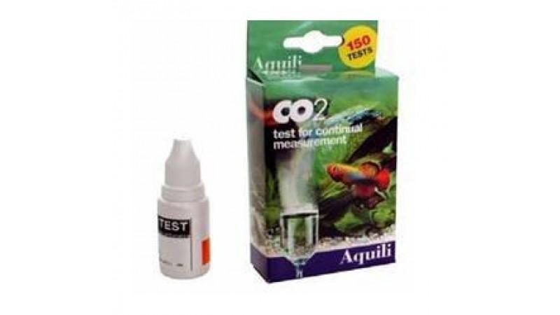 Aquili CO2 Test συνεχή μέτρηση - γυάλινο