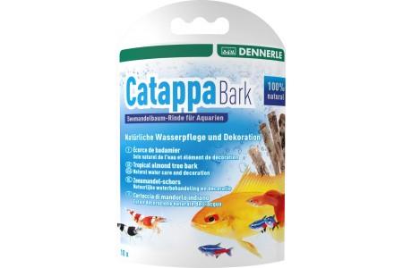 Φλούδα Dennerle Catappa Bark, 12 cm για 160 L