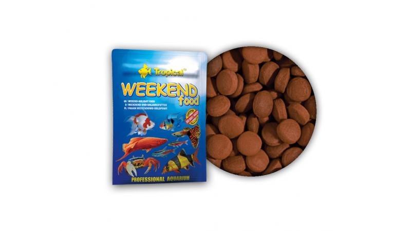 Tropical Weekend Food 20g (24 tabs)